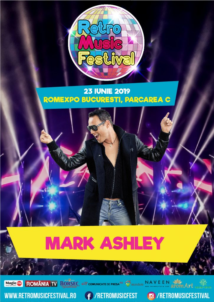 Mark Ashley